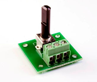 Picture of 10K Potentiometer Board