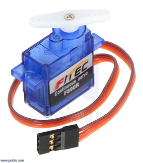 Picture of FEETECH FS90R Continuous Rotatin Servo