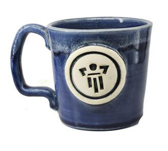 Cyclist Coffee Mug Image